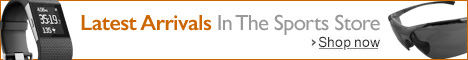 Latest arrivals in Amazon's Sports Store
