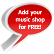 Add your music shop to this directory