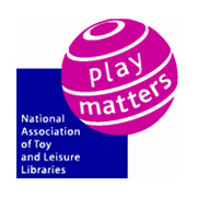 National Association of Toy and Leisure Libraries Logo