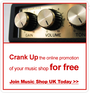 Join Music Shop UK Today