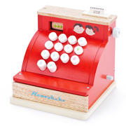A Wooden Cash Register from Le Toy Van