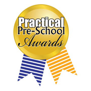Practical Preschool Awards Logo