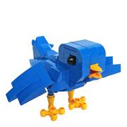 Toy Twitter Bird