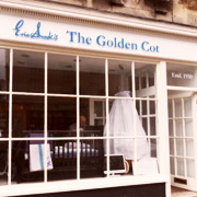 Eric Snook's Golden Cot