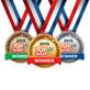 Independent Toy Awards Medals