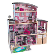 Sparkle Mansion Dollhouse