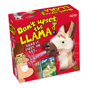 Don't Upset The Llama